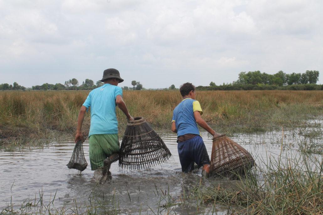 Khmer Fishing, Anlung Pring