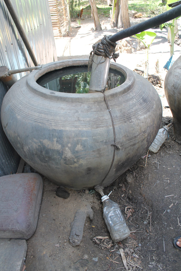 Rice Wine Distilling, Anlung Pring